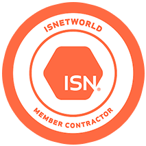 ISNET Member Contractor for Safety