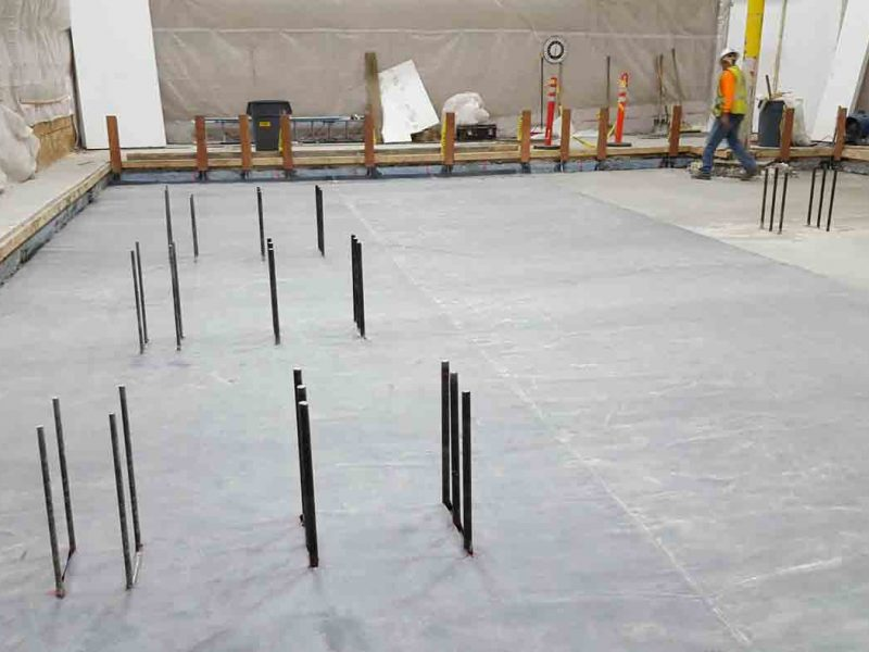 Structural Equipment Pad