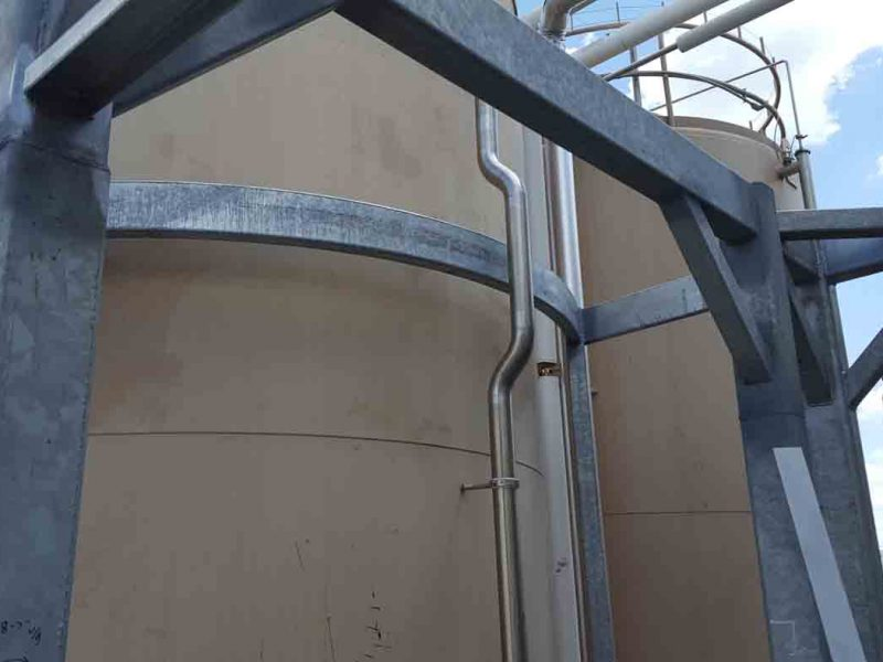 Structural Tank Enclosures