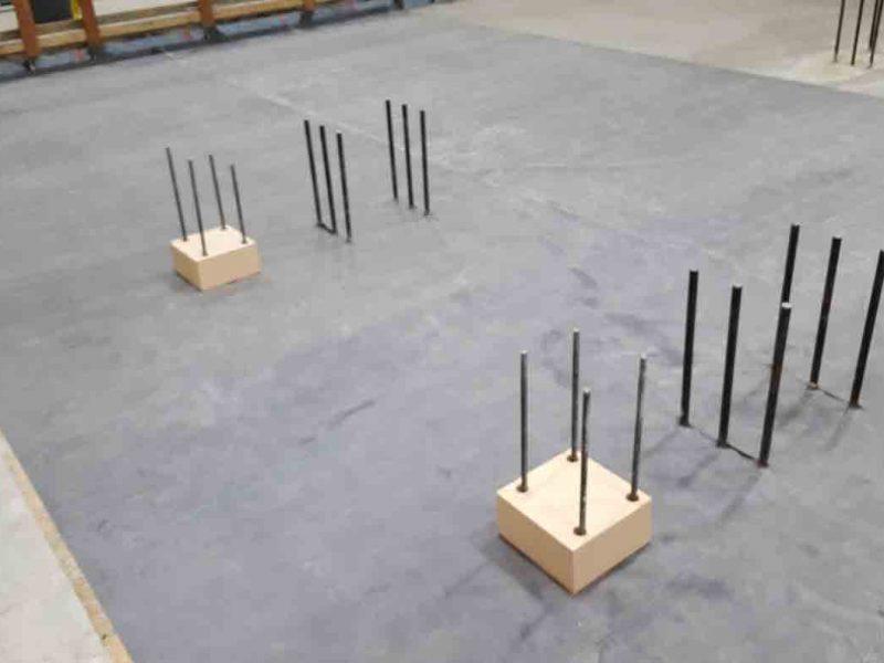 Structural Tank Pads - Fullerton