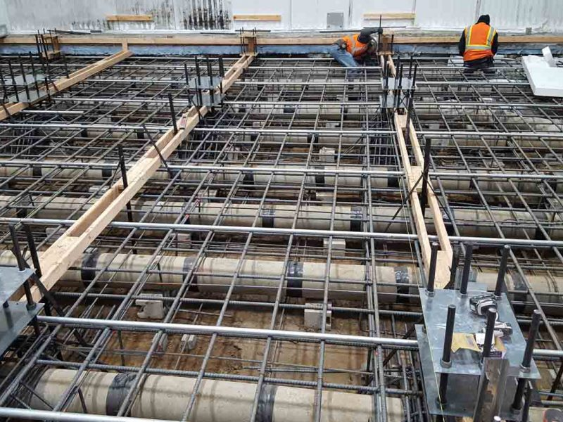 Equipment Pad - Structural Tank Pads