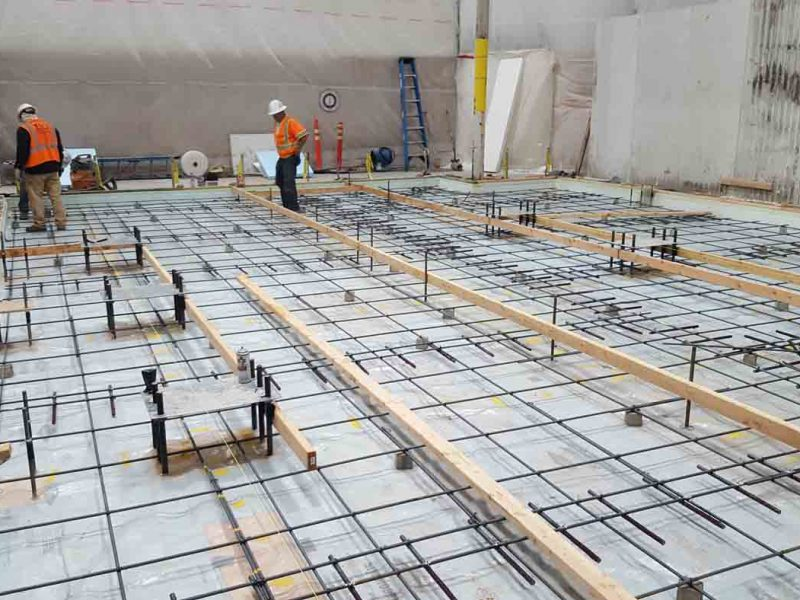 Structural Tank Pads Orange County