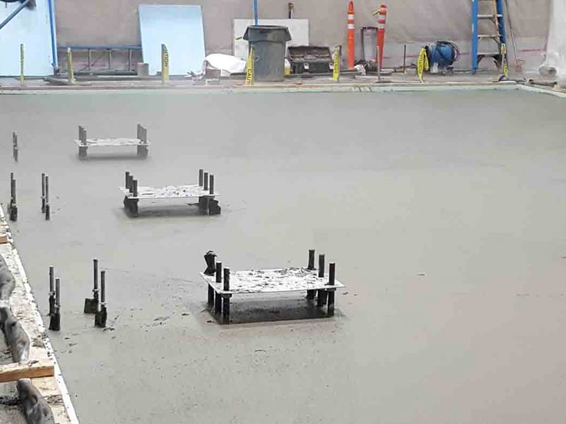Structural Tank Pads