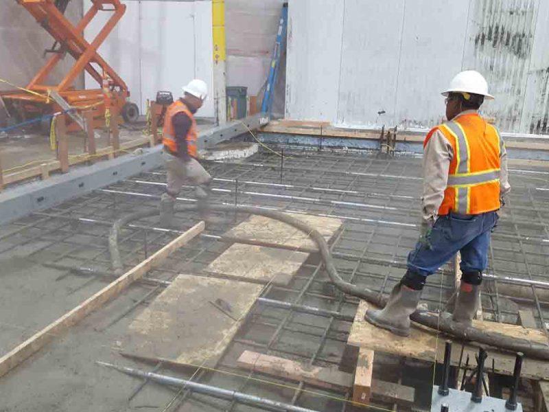 Structural Equipment Pad Anaheim
