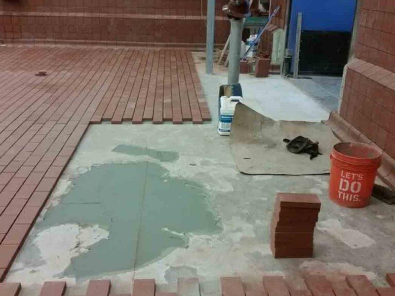 Dairy Brick and Acid Brick Flooring